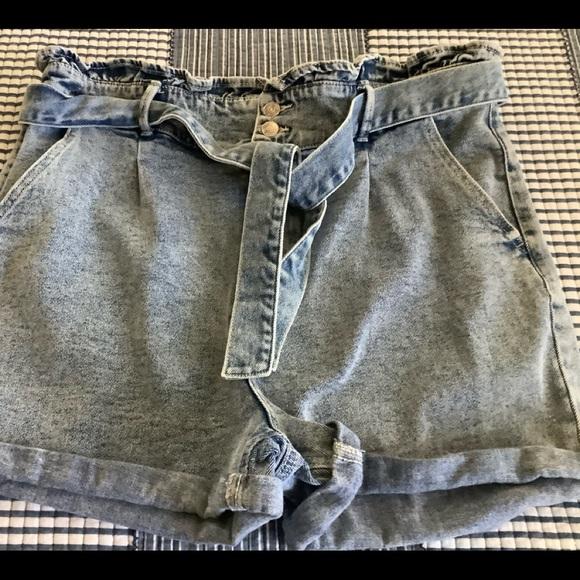 Wild Fable Denim Short W/Side Pocket XXL